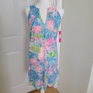 NWT Lilly Pulitzer dress. Size S